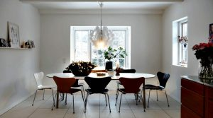 Charles Eames Dining