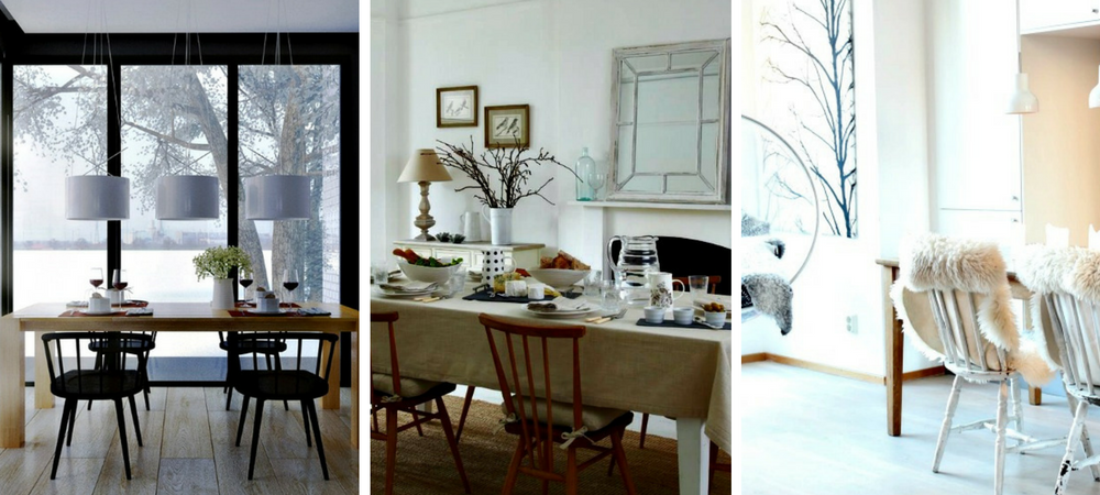 Scandinavian Dining Ideas