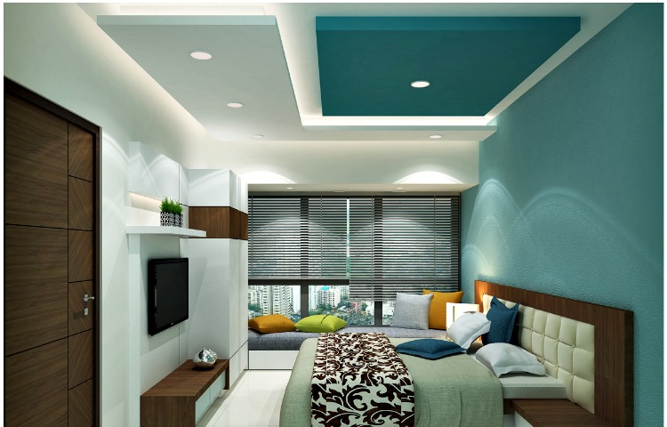 False ceiling designs for bedroom - Room decor for small spaces style ...