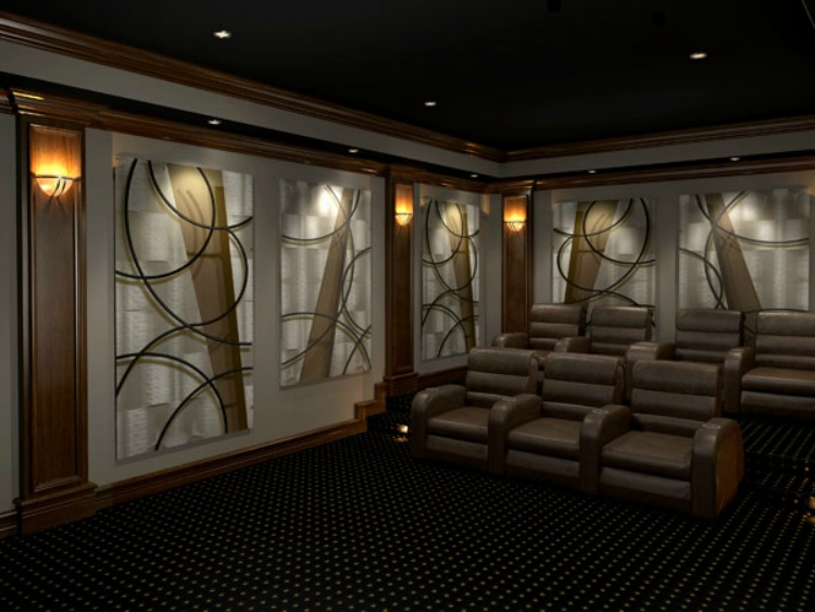 Exemplary Home Theater