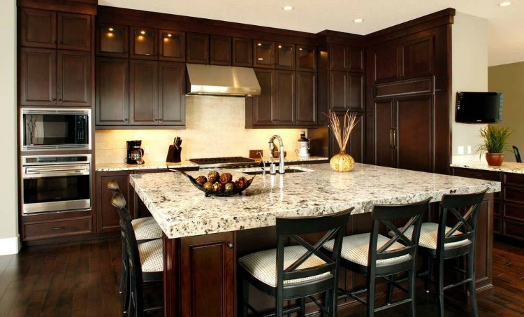 Dark Countertops
