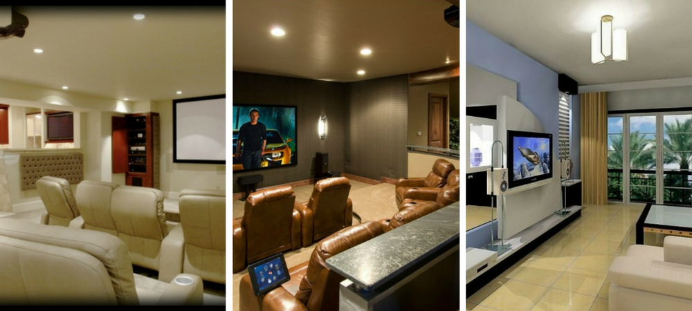 Home Theater Ideas Creative